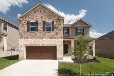 Cibolo Single Family Home Price Change: 508 Landmark Bluff