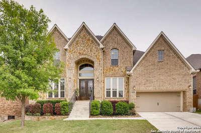 San Antonio Single Family Home Price Change: 8923 Soaring Oak