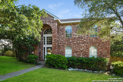 Stone Oak Single Family Home Price Change: 750 Arch Stone