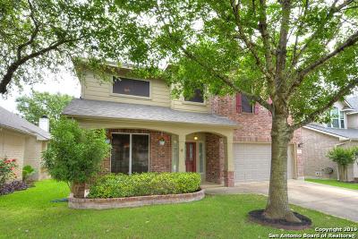 Schertz Single Family Home Back on Market: 548 Thoreau Trail