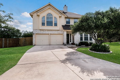 Stone Oak Single Family Home Active Option: 602 Mesa Ln