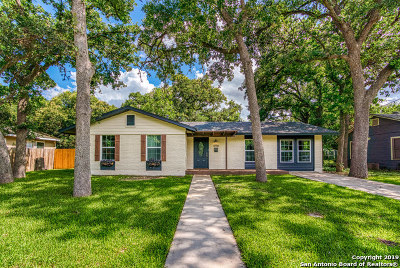 Boerne Single Family Home Active Option: 509 Hickman St