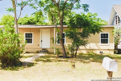 Pleasanton Single Family Home For Sale: 619 Bowen St