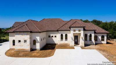 New Braunfels Single Family Home For Sale: 2253 Pinot Blanc