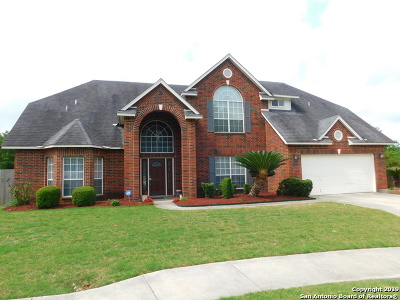 Cibolo Single Family Home For Sale: 101 Brush Trail Bend