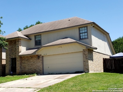 San Antonio Single Family Home For Sale: 14914 Tropical Storm