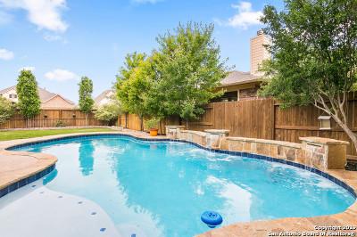Alamo Ranch Single Family Home For Sale: 12251 Chambers Cove