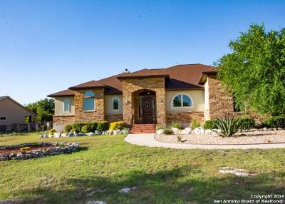 New Braunfels Single Family Home For Sale: 1208 Decanter Dr