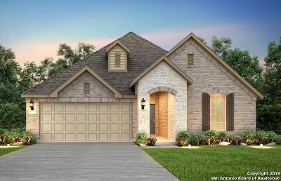 Boerne Single Family Home Price Change: 7609 Conttonwood Ridge