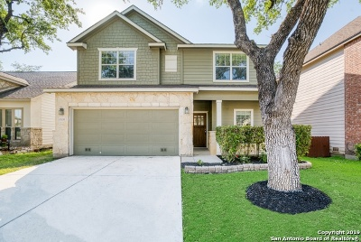 San Antonio Single Family Home Back on Market: 21838 Thunder Basin