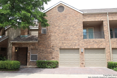 Condo/Townhouse Active Option: 8103 New Braunfels Ave #7