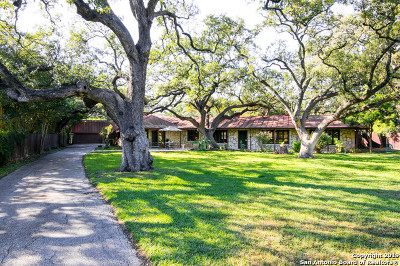 San Antonio Single Family Home For Sale: 7107 W Beverly Mae Dr