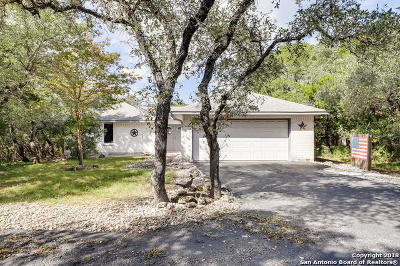 Spring Branch Single Family Home Back on Market: 994 Windmill Ranch Rd