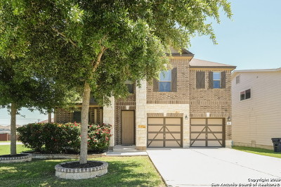 Cibolo Single Family Home Active Option: 101 Hinge Path