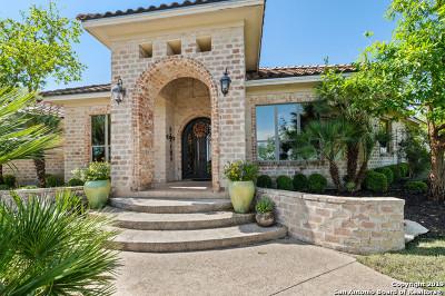 San Antonio Single Family Home Active Option: 24019 Verde River