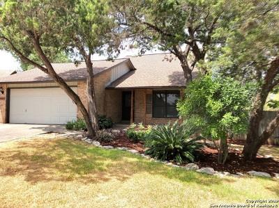 San Antonio Single Family Home For Sale: 20003 Creek Stone St