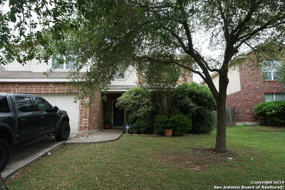 Helotes Single Family Home For Sale: 8615 Auberry Path