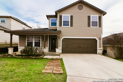 Single Family Home For Sale: 3502 Longhorn Creek