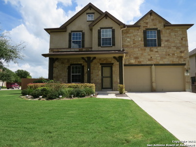 Schertz Single Family Home Active Option: 1024 Oak Ridge
