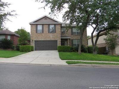 Schertz Single Family Home Price Change: 3605 Sumter Glade