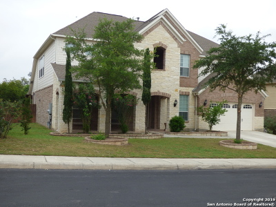 Alamo Ranch Single Family Home For Sale: 12339 Prince Solms