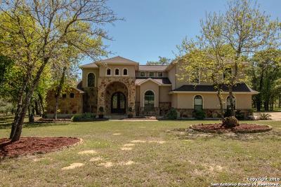 Wilson County Single Family Home Active Option: 3963 Cr 319