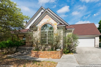 Wimberley Single Family Home For Sale: 18 Longbow Lane