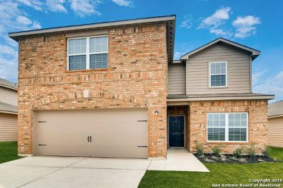 Von Ormy TX Single Family Home Back on Market: $236,900