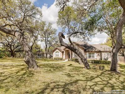 Boerne Single Family Home Price Change: 242 W Hosack St