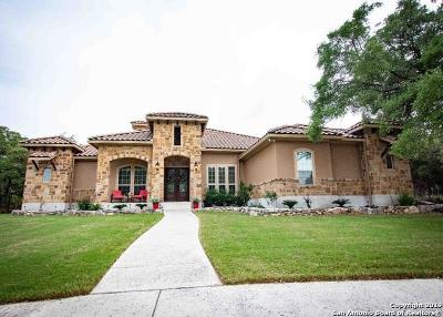 New Braunfels Single Family Home For Sale: 10406 Oak Forest Way