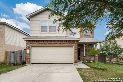 Helotes Single Family Home For Sale: 10144 Roseangel Ln