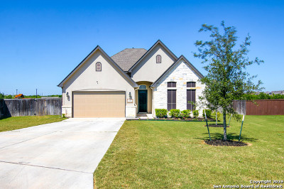 Converse Single Family Home For Sale: 6014 Dewdrop Ln