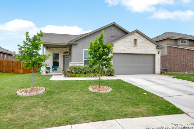 New Braunfels Single Family Home For Sale: 2042 Trumans Hill