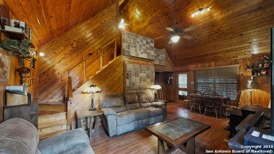 Blanco Single Family Home For Sale: 680 Aspen Ridge