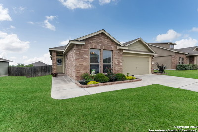 New Braunfels Single Family Home Active Option: 2571 Diamondback Trail