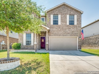 Bexar County Single Family Home Active Option: 3307 Coahuila Way
