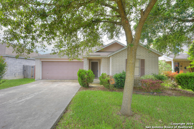 Cibolo Single Family Home Active Option: 131 Woodstone Loop