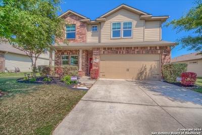Schertz Single Family Home For Sale: 2921 Ashwood Rd