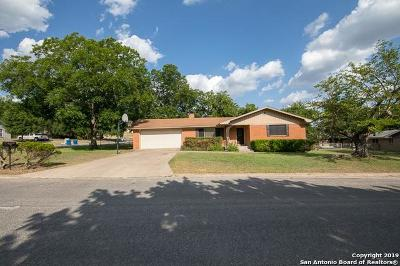 Kerrville Single Family Home Active Option: 713 Arrow Ln