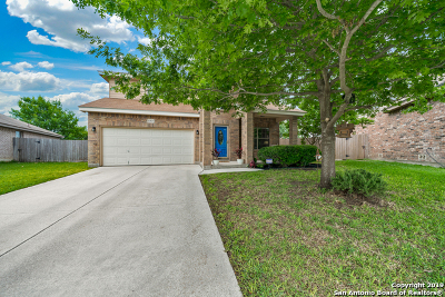 Helotes Single Family Home For Sale: 10303 Alsfeld Ranch