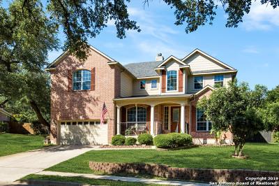 Schertz Single Family Home Active Option: 1324 Hickory Ln