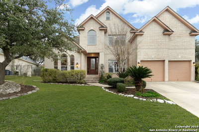 Timberwood Park Single Family Home For Sale: 24710 Fairway Springs