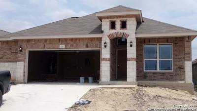 Converse Single Family Home For Sale: 7251 Lunar Eclipse
