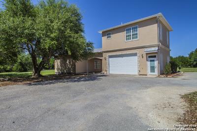 Blanco Single Family Home For Sale: 102 Vista Sendero