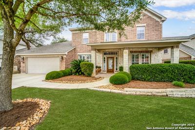 Alamo Ranch Single Family Home For Sale: 11823 Newton Trail