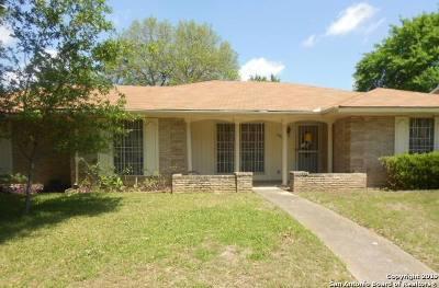 San Antonio Single Family Home Back on Market: 4603 Kay Ann Dr
