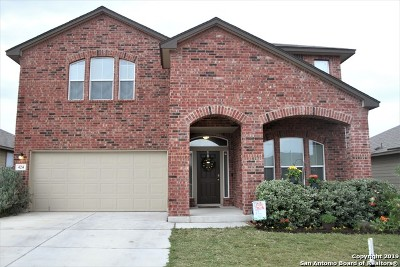 Cibolo Single Family Home For Sale: 424 Quarter Mare