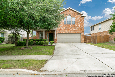Cibolo Single Family Home Active Option: 128 Firebird Run