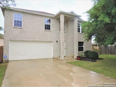 Schertz Single Family Home Active Option: 3901 Whisper Pt