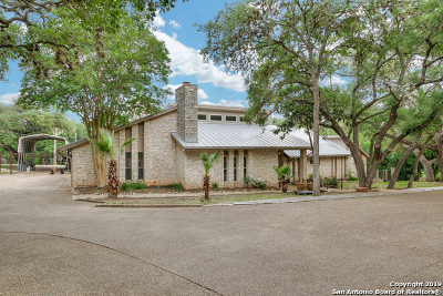 Hill Country Village Single Family Home Price Change: 14016 Mint Trail Dr